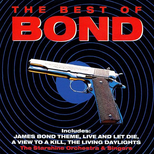 The Best Of Bond by The Starshine Orchestra