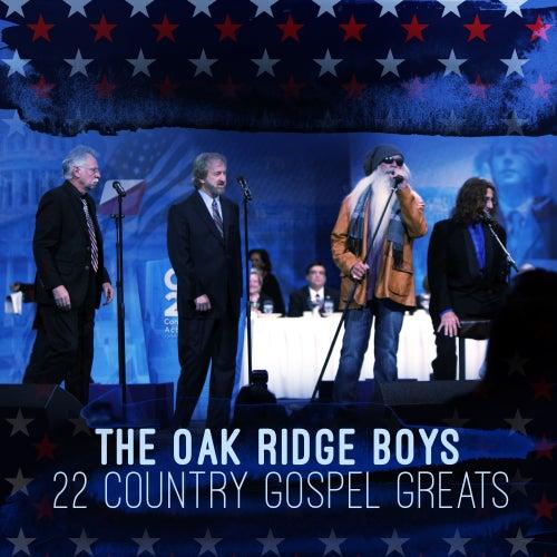 22 Country Gospel Greats von The Oak Ridge Boys