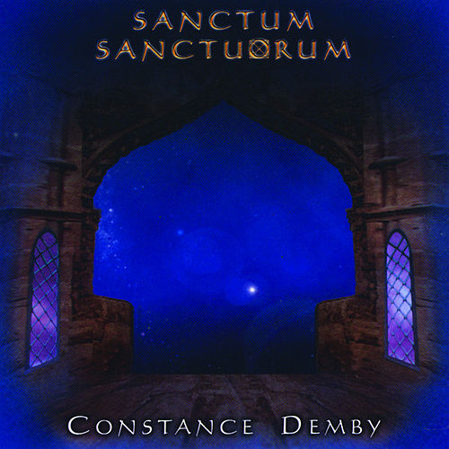 Sanctum Sanctuorum by Constance Demby