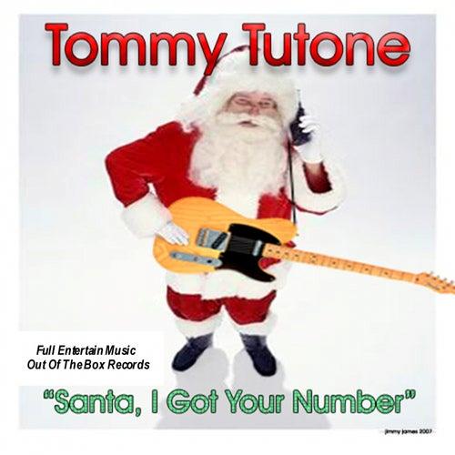 Santa Jenny 867-5309 by Tommy Tutone
