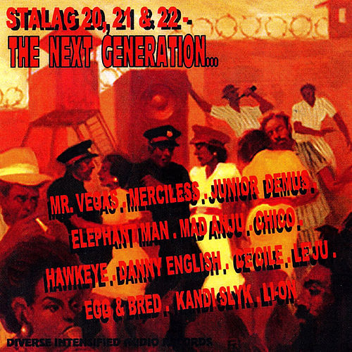 Stalag 20, 21 & 22 - Next Generation by Various Artists