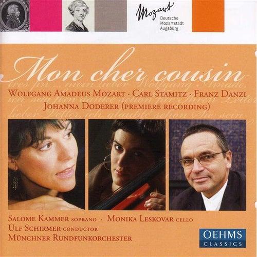DODERER, J.: Mon cher cousin / STAMITZ, C.: Cello Concerto No. 1 / MOZART, W.A.: Divertimento, 'Salzburg Symphony No. 1' (Leskovar, Kammer) by Ulf Schirmer