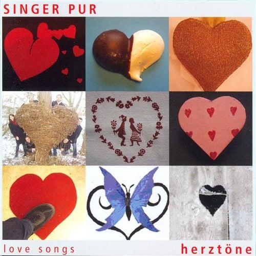 SINGER PUR: Herztone (Love Songs) by Various Artists