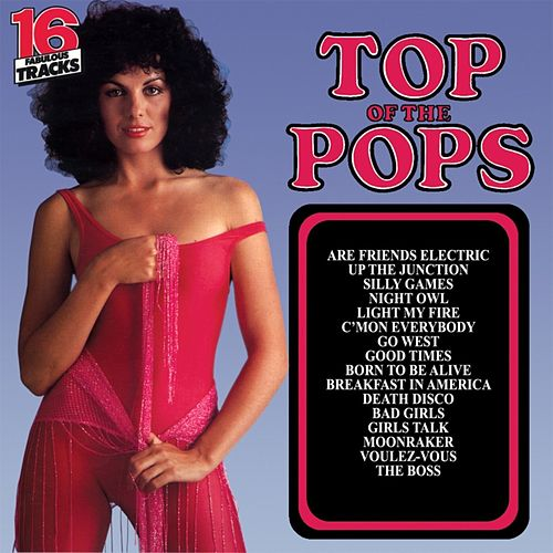 Top Of The Pops 74 de Top Of The Poppers