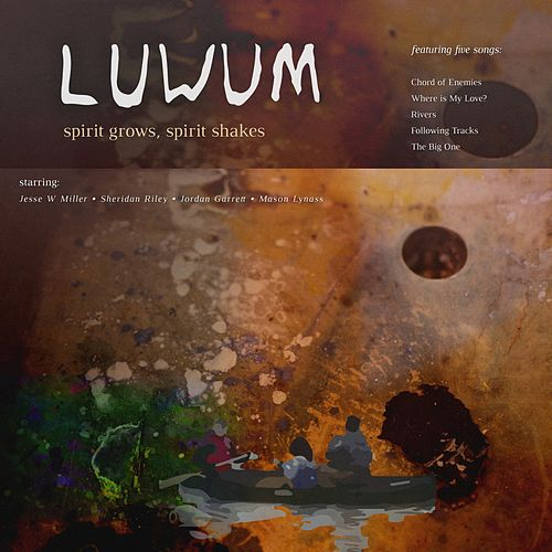 Spirit Grows, Spirit Shakes by Luwum