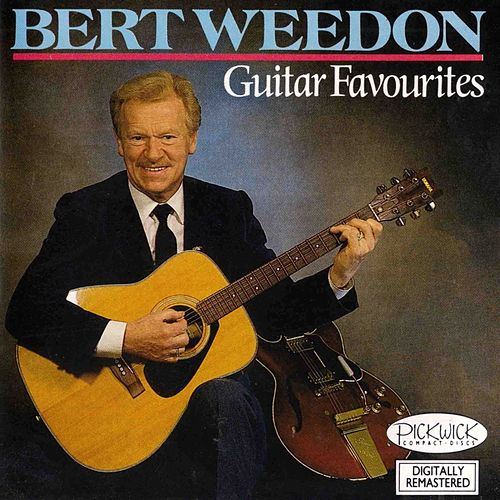 Guitar Favourites de Bert Weedon