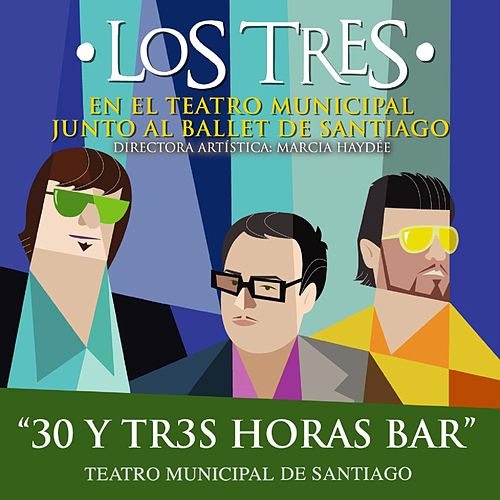 30 y Tr3s Horas Bar by Tres