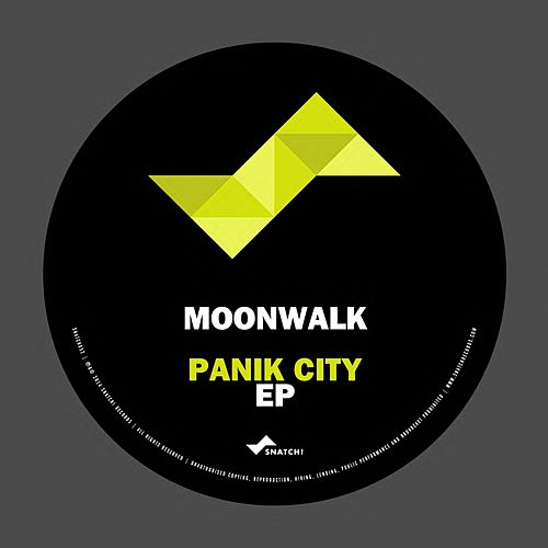 Panik City - Single de Moonwalk