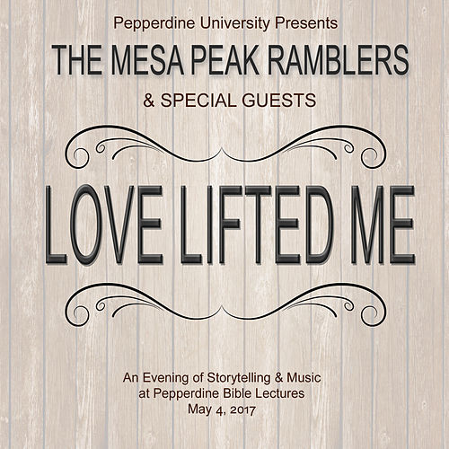 Love Lifted Me (Live) by Various Artists