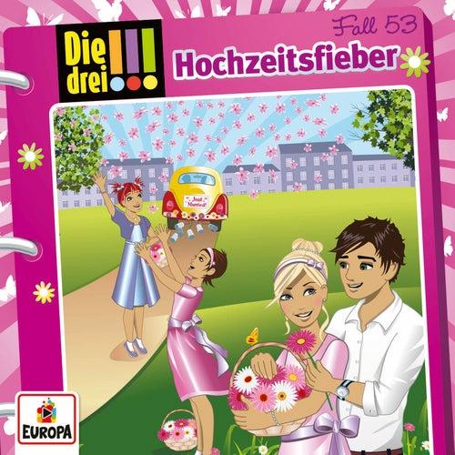 053/Hochzeitsfieber von Die Drei !!!