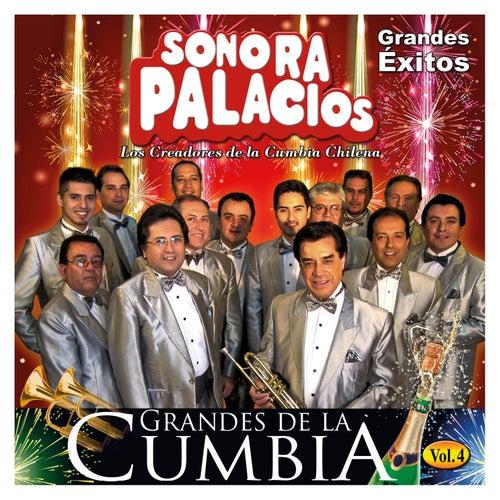 Grandes de la Cumbia (Vol. 4) by Sonora Palacios