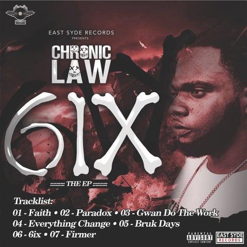 6IXTape de Chronic Law