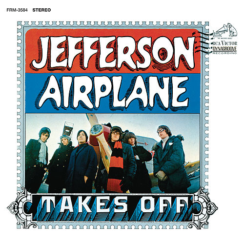Takes Off by Jefferson Airplane