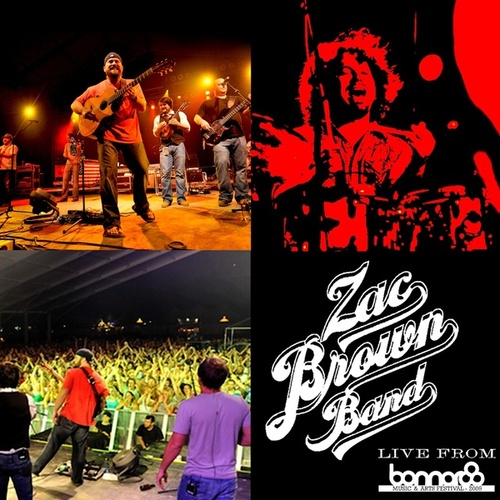 Live from Bonnaroo de Zac Brown Band