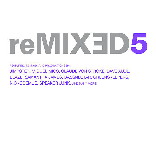 reMIXED Vol. 5 by Various Artists