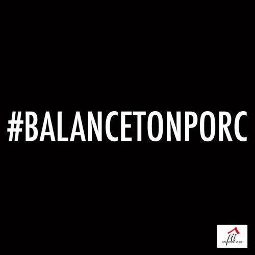 #Balancetonporc de Chilla