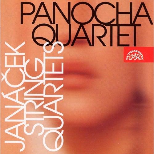 Janacek: String Quartets Nos. 1 & 2 de Panocha Quartet