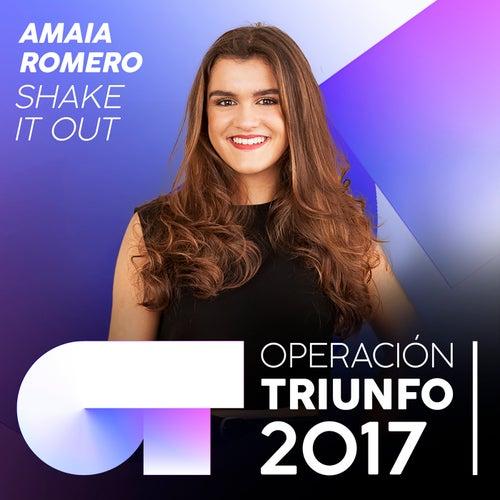 Shake It Out de Amaia Romero