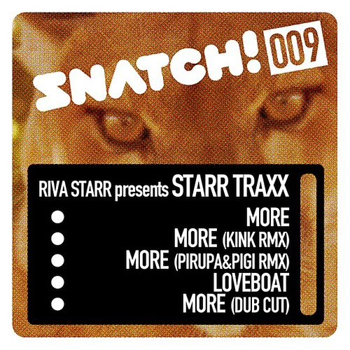 Snatch009 - Single von Riva Starr
