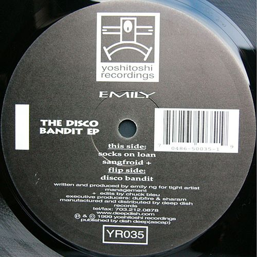 The Disco Bandit - Single von Emily