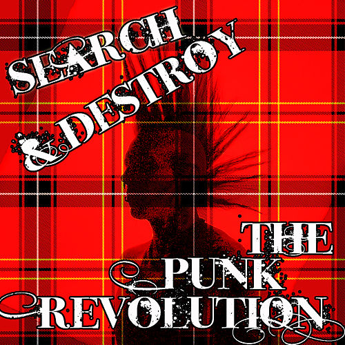 Search & Destroy: The Punk Revolution de Various Artists