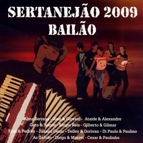 Sertanejão 2009: Bailão de Various Artists