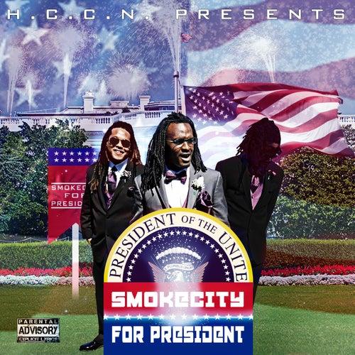 Smoke City for President von Smoke City