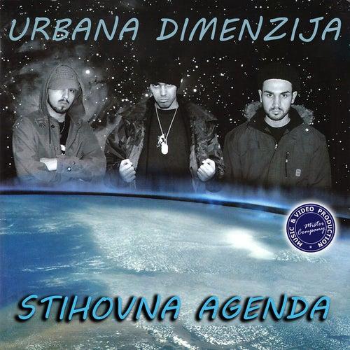 Stihovna Agenda by Urbana Dimenzija