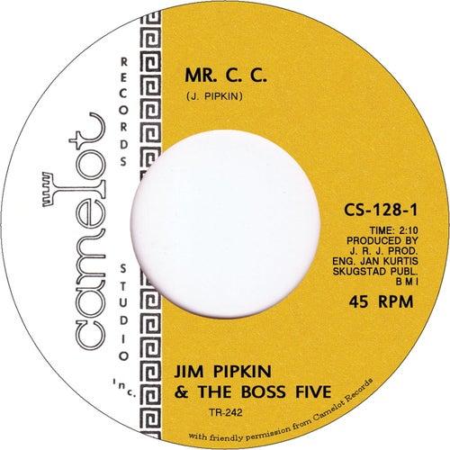 Mr. C.C. by Jim Pipkin