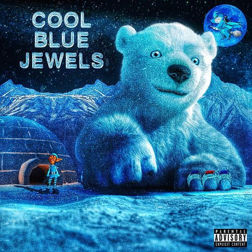 Cool Blue Jewels de Riff Raff & DJ Afterthought