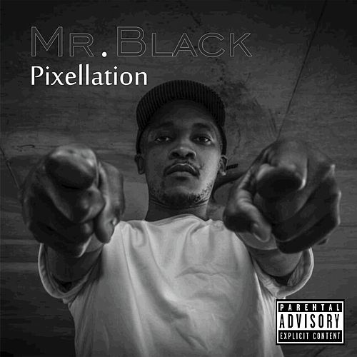 Pixellation de Mr Black