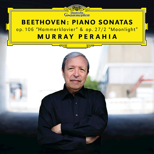 Beethoven: Piano Sonata No. 14 In C Sharp Minor, Op. 27, No. 2 -'Moonlight', 1. Adagio sostenuto von Murray Perahia