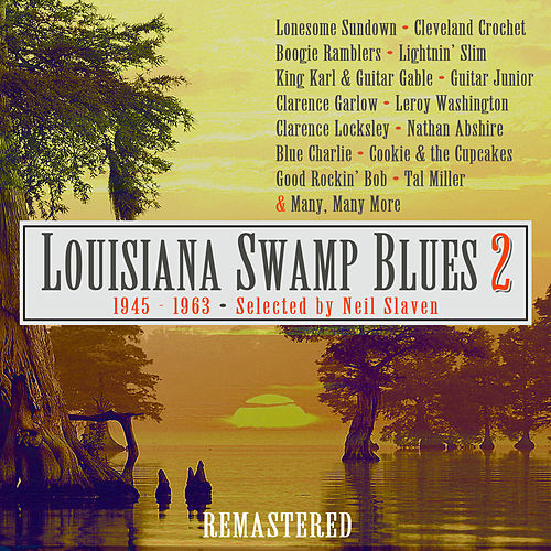 Swamp Blues 2 by Various Artists