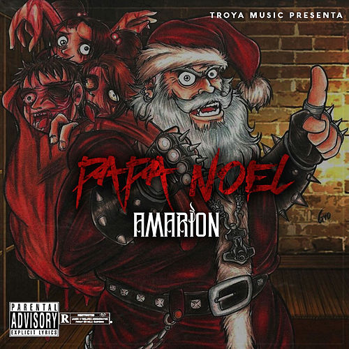 Papa Noel by Amarion