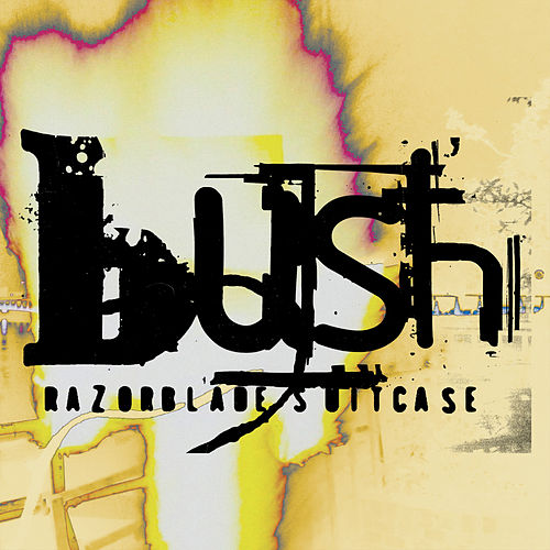 Razorblade Suitcase (In Addition) by Bush
