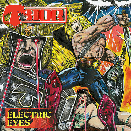 Electric Eyes by Thor