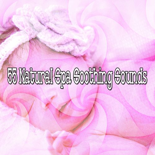55 Natural Spa Soothing Sounds von Best Relaxing SPA Music