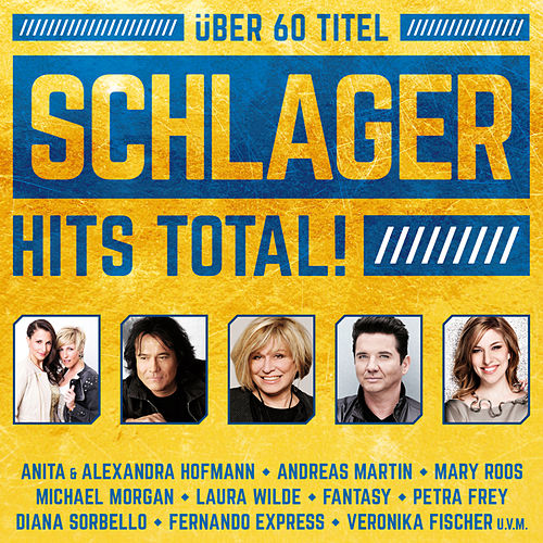 Schlager Hits Total! von Various Artists