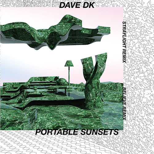Dave DK Remixes von Portable Sunsets