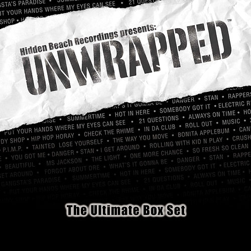 Hidden Beach Recordings Presents: Unwrapped The Ultimate Box Set by Unwrapped