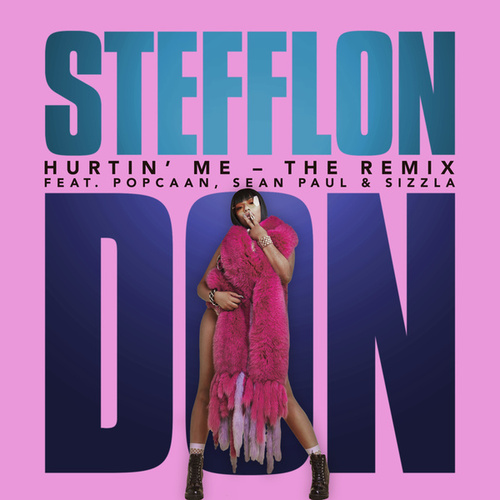 Hurtin' Me (The Remix) de Stefflon Don