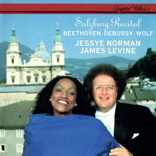 Salzburg Recital by James Levine