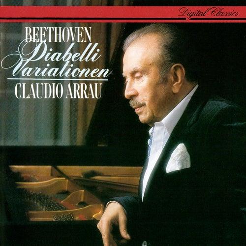 Beethoven: Diabelli Variations by Claudio Arrau