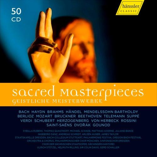 Sacred Master Pieces Stuttgart Gachinger Kantorei, Stuttgart Bach Collegium, Rilling von Various Artists