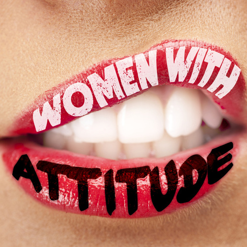 Women With Attitude de Various Artists