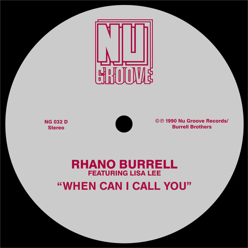 When Can I Call You de Lisa Lee