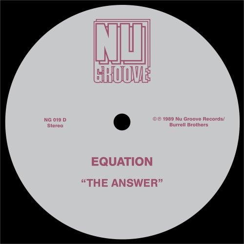 The Answer de Equation