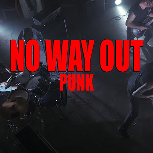 No Way Out: Punk by Various Artists