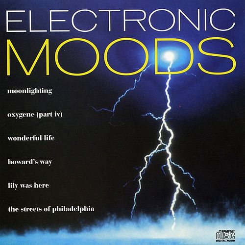 Electronic Moods - 17 Tracks to Relax the Senses von Paul Brooks