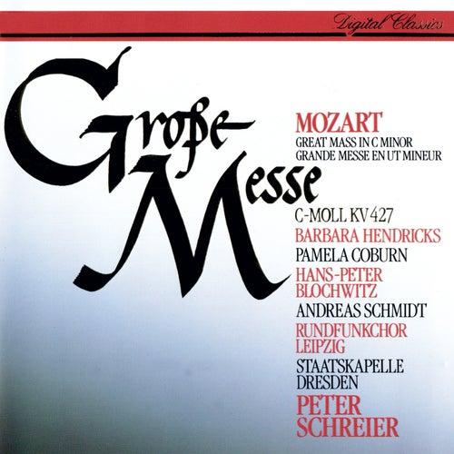 Mozart: Mass in C minor von Peter Schreier